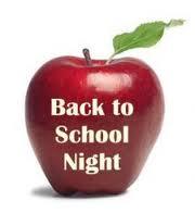 Back to School Night Apple